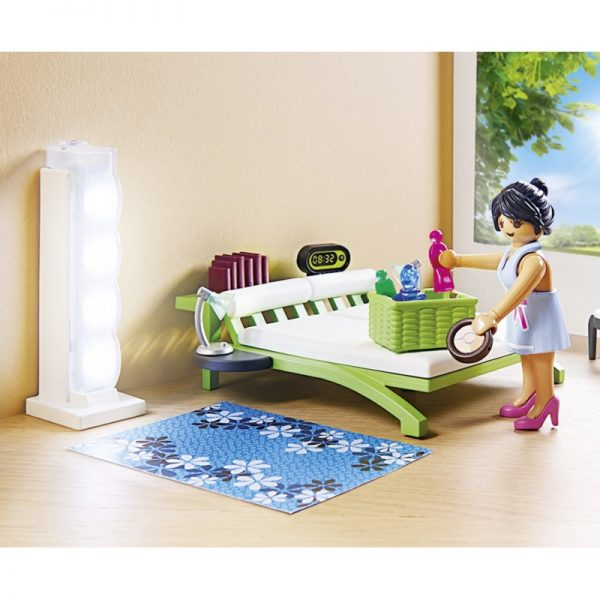 Playmobil, Playmobil City Life Κορίτσι 4-5 ετών, 5-7 ετών Playmobil City Life Μοντέρνο υπνοδωμάτιο 9271