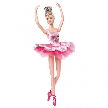 Barbie Ballet Wishes Ονειρεμένη Μπαλαρίνα Συλλεκτική Κούκλα GHT41 BARBIE Κορίτσι 12 ετών +, 5-7 ετών, 7-12 ετών Barbie