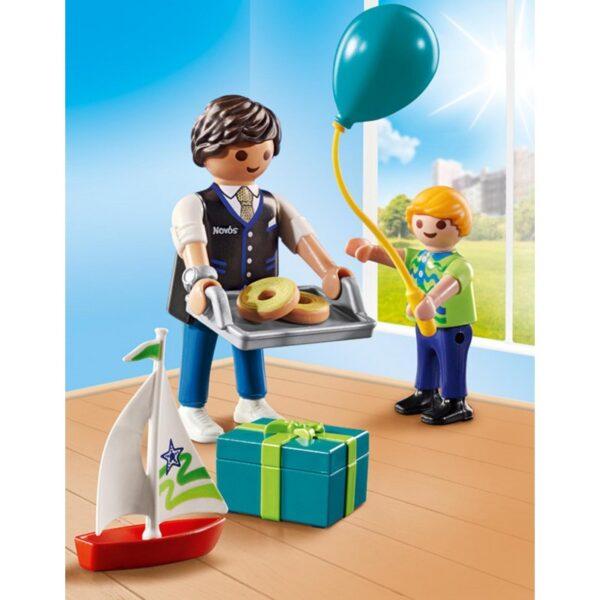 Playmobil, Playmobil Play & Give  Playmobil Play & Give 2019 Νονός 70333 Αγόρι, Κορίτσι 4-5 ετών, 5-7 ετών