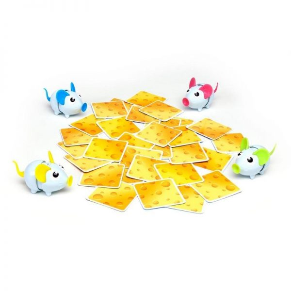 Eπιτραπέζιο Giochi Preziosi Gaming Ποντικομαχίες QUE00000  Αγόρι, Κορίτσι 3-4 ετών, 4-5 ετών Giochi Prezisoi Games