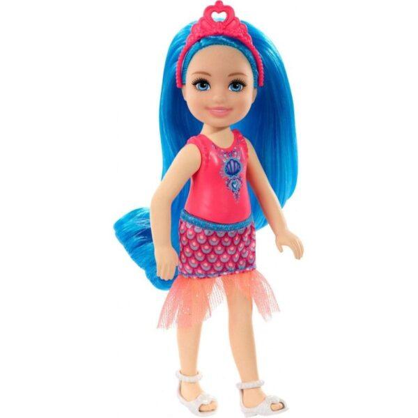 Barbie Chelsea Νεραϊδοπριγκίπισσες GJJ93 Σχέδια 3-4 ετών, 4-5 ετών, 5-7 ετών Κορίτσι BARBIE Barbie