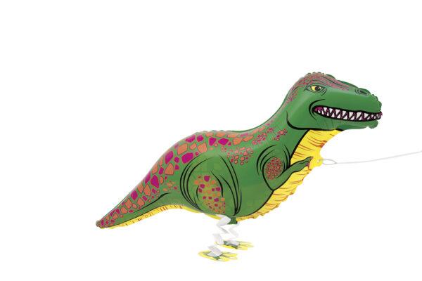 Unique  Δεινόσαυρος Που Περπαταέι Μπαλόνι  U53652 Unique