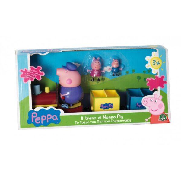 Peppa Pig Τρενάκι GPH20258 Peppa Pig Αγόρι, Κορίτσι 3-4 ετών, 4-5 ετών