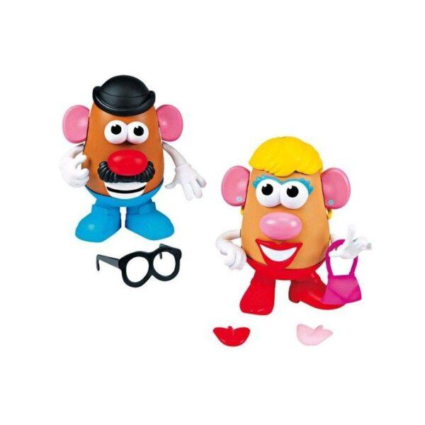 Playskool Mr And Mrs Potato Head 27656 2 Σχέδια  Αγόρι, Κορίτσι 2-3 ετών Potato Head