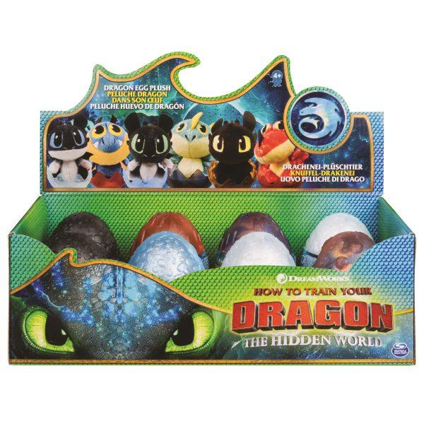 Λούτρινος Δράκος - Αυγό 6045084 Dragon Αγόρι 4-5 ετών