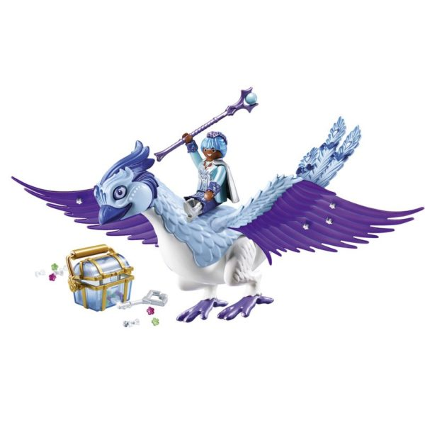 Playmobil Magic Πουλί-Φοίνικας του Χιονιού 9472 Playmobil, Playmobil Magic Κορίτσι 4-5 ετών, 5-7 ετών
