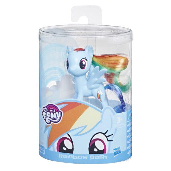 My Little Pony Pony Με Χαίτη Κλασική Φιγούρα E4966 Σχέδια Κορίτσι 5-7 ετών, 7-12 ετών My little pony My Little Pony