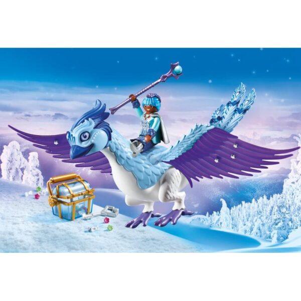 Playmobil, Playmobil Magic Κορίτσι 4-5 ετών, 5-7 ετών Playmobil Magic Πουλί-Φοίνικας του Χιονιού 9472
