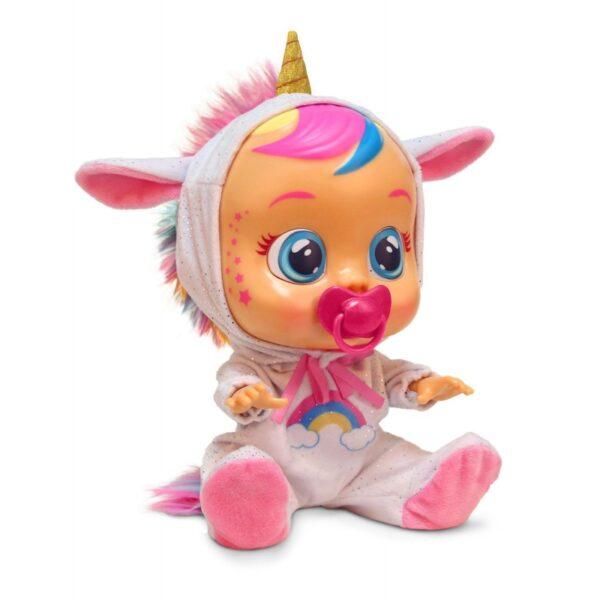 Κορίτσι 12-24 μηνών, 2-3 ετών Cry Babies Κλαψουλίνια Fantasy - 2 Σχέδια (Μονόκερος, Δράκος) 4104-99180