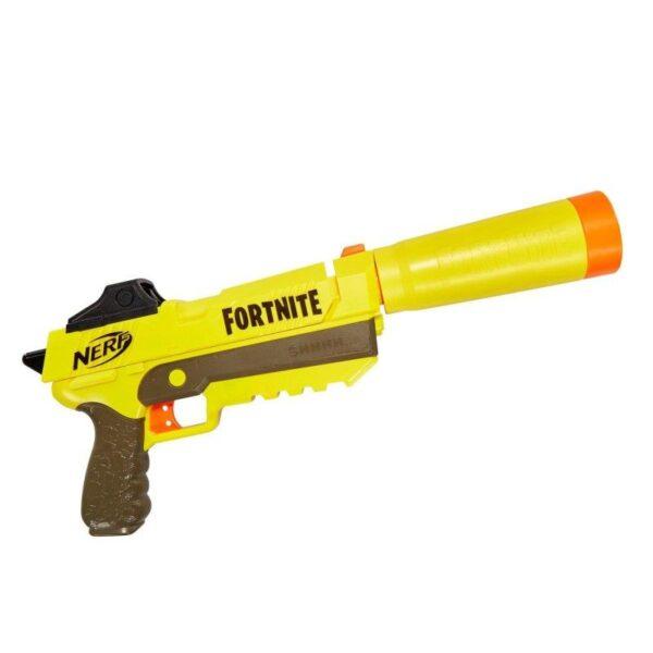 Nerf Fortnite SP-L Elite Dart Supp Pistol E6717 NERF Αγόρι 12 ετών +, 7-12 ετών Fortnite