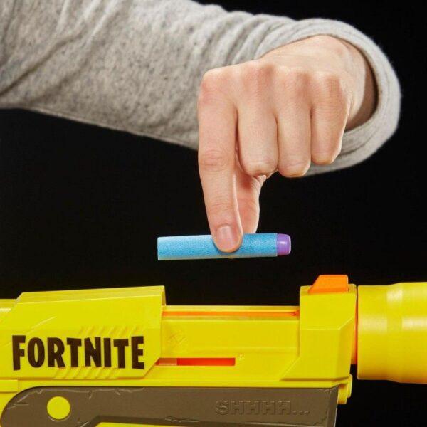 Nerf Fortnite SP-L Elite Dart Supp Pistol E6717 Αγόρι 12 ετών +, 7-12 ετών Fortnite NERF