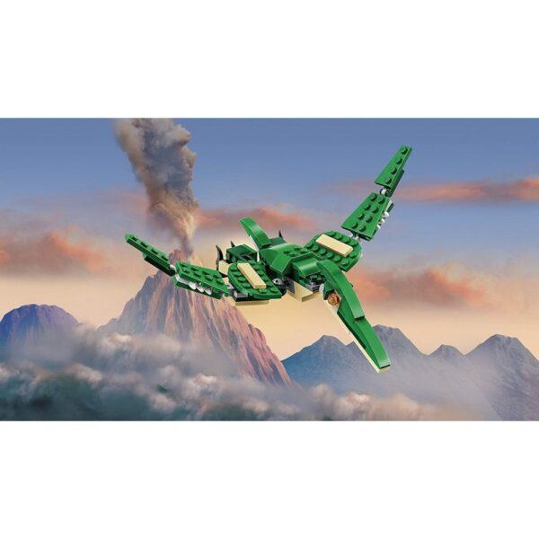 LEGO, Lego Creator Αγόρι, Κορίτσι 7-12 ετών LEGO Creator Πανίσχυροι Δεινόσαυροι 31058