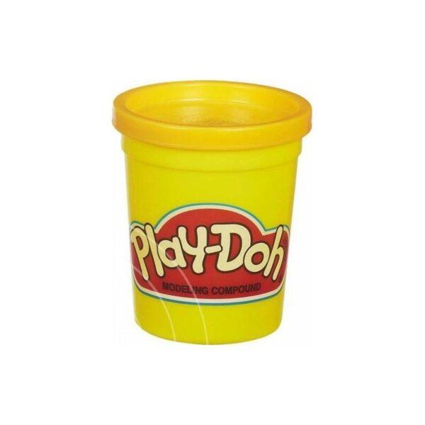 Play-Doh Μονό Βαζάκι - Single Tub B6756 Χρώματα 3-4 ετών, 4-5 ετών Αγόρι, Κορίτσι Play-Doh