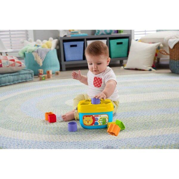 Fisher-Price  Fisher-Price Νέος Κύβος Με Σχήματα FFC84 Αγόρι, Κορίτσι 12-24 μηνών, 6-12 μηνών
