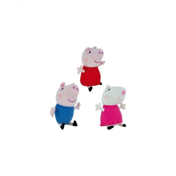 Peppa Pig λούτρινα με ήχους GPH02822 Peppa Pig Αγόρι, Κορίτσι 12-24 μηνών, 2-3 ετών