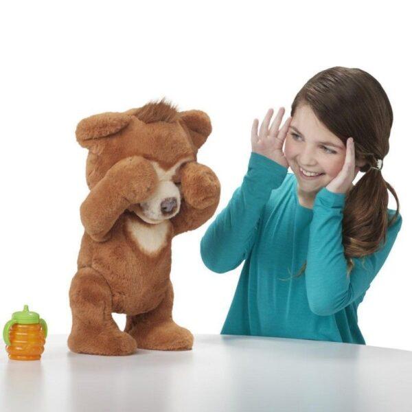 Fur Real Κορίτσι 4-5 ετών, 5-7 ετών Furreal Cubby The Curious Bear Αρκουδάκι Φιλαράκι E4591