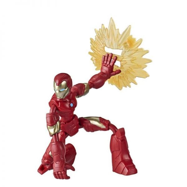 Avengers Avengers Marvel Avengers Bend And Flex Φιγούρα Δράσης 15 Εκ E7377 Αγόρι 4-5 ετών, 5-7 ετών