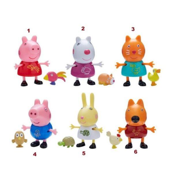 Peppa Pig  Φιλαράκια και Ζωάκια PPC44000 σχέδια  Αγόρι, Κορίτσι 3-4 ετών, 4-5 ετών Peppa Pig