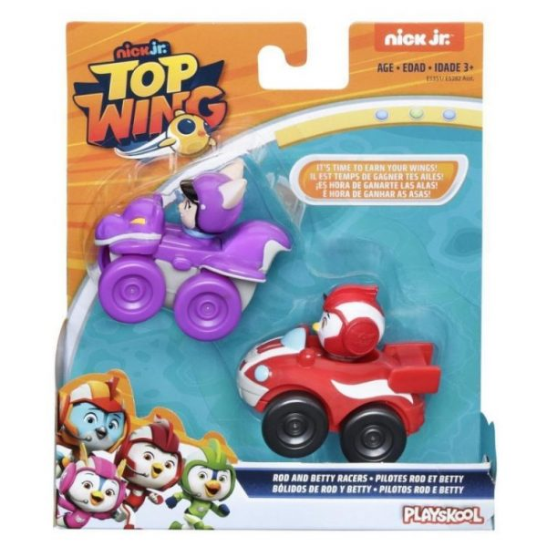 Top Wing  Top Wing Swift And Baddy Racers E5282 Σχέδια Αγόρι, Κορίτσι 3-4 ετών, 4-5 ετών
