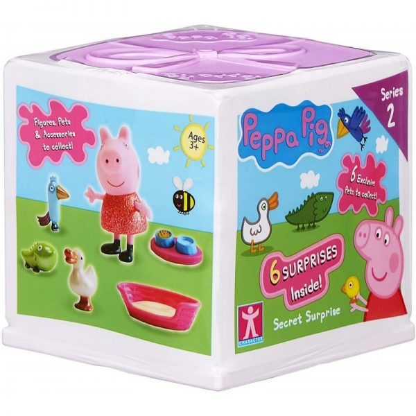 Peppa Pig η μυστική έκπληξη PPC41212 Peppa Pig Αγόρι, Κορίτσι 3-4 ετών, 4-5 ετών
