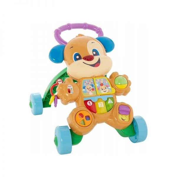 Fisher-Price Εκπαιδευτική Στράτα Σκυλάκι Smart Stages FTC66 Fisher-Price Αγόρι, Κορίτσι 12-24 μηνών, 6-12 μηνών