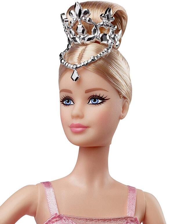 BARBIE Barbie Barbie Ballet Wishes Ονειρεμένη Μπαλαρίνα Συλλεκτική Κούκλα GHT41 Κορίτσι 12 ετών +, 5-7 ετών, 7-12 ετών