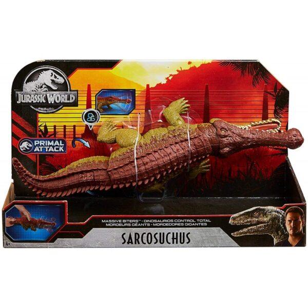 Δεινόσαυροι με Κινούμενα Μέλη & Λειτουργία Επίθεσης GJP32 4-5 ετών, 5-7 ετών Αγόρι Jurassic World Jurassic World