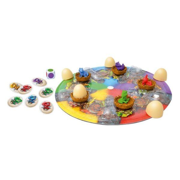 Επιτραπέζιo Φτου Και Dino 520144  Αγόρι, Κορίτσι 5-7 ετών Desyllas Games