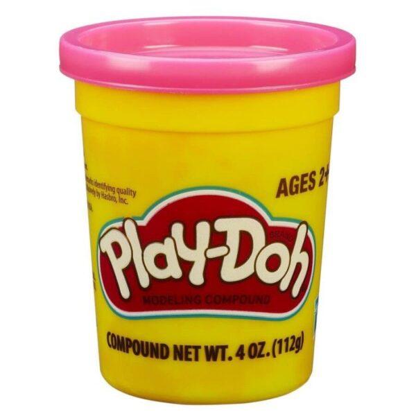 Play-Doh Αγόρι, Κορίτσι 3-4 ετών, 4-5 ετών Play-Doh Μονό Βαζάκι - Single Tub B6756 Χρώματα