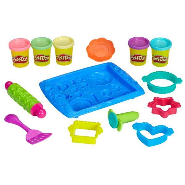 Play-Doh Μπισκότα - Cookies B0307  Αγόρι, Κορίτσι 3-4 ετών, 4-5 ετών Play-Doh