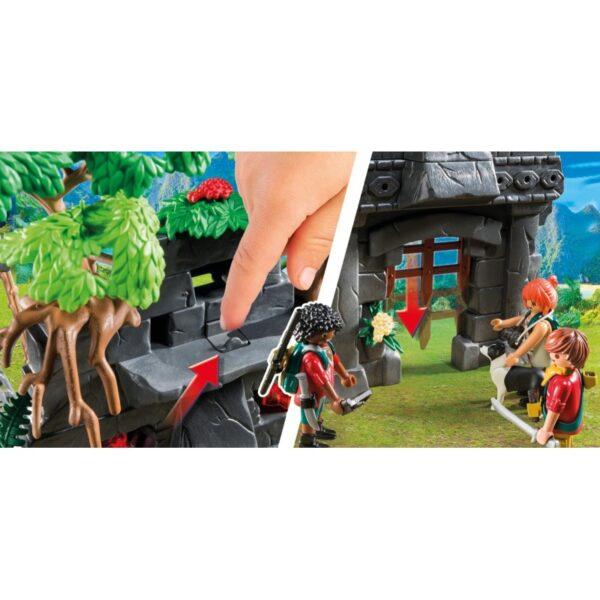 Playmobil Dinos Αρχηγείο των Εξερευνητών και Τ-Ρεξ 9429 Αγόρι 4-5 ετών, 5-7 ετών  Playmobil, Playmobil Dinos