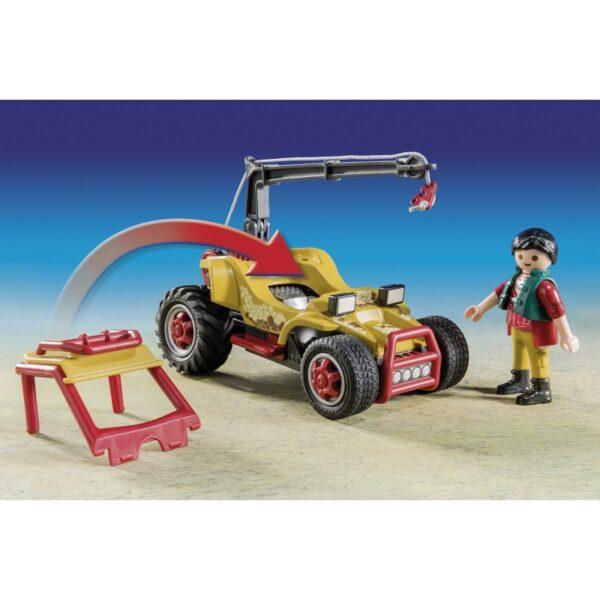 Playmobil, Playmobil Dinos Αγόρι 4-5 ετών, 5-7 ετών Playmobil Dinos Εξερευνητικό όχημα και Στεγόσαυρος 9432