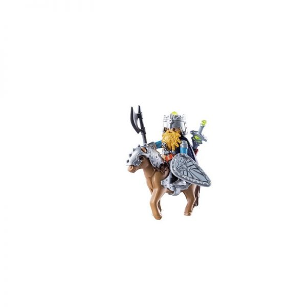 Playmobil Knights Νάνος πολεμιστής με Πόνυ 9345  Αγόρι 4-5 ετών, 5-7 ετών Playmobil, Playmobil Knights