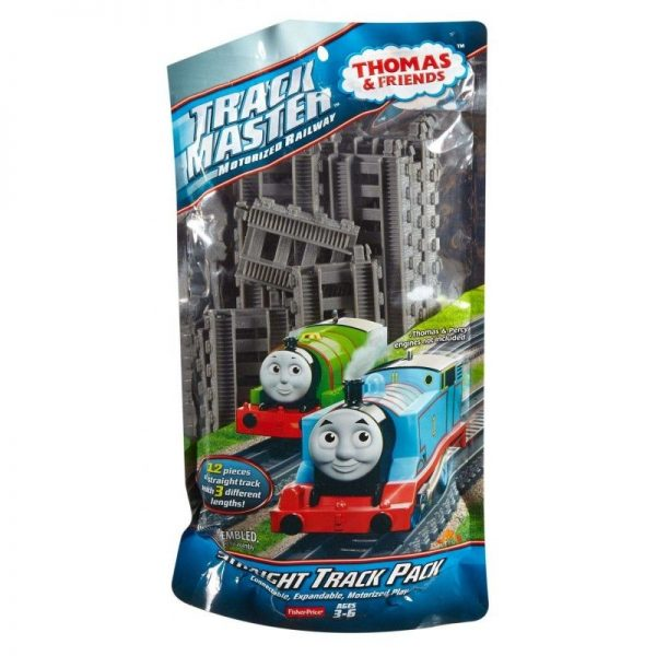 Thomas the train Thomas The Train Thomas And Friends Trackmaster  Ράγες Επέκτασης DFM55 3-4 ετών, 4-5 ετών, 5-7 ετών Αγόρι