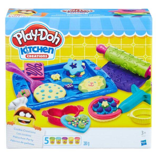 Play-Doh Μπισκότα - Cookies B0307 Play-Doh Αγόρι, Κορίτσι 3-4 ετών, 4-5 ετών