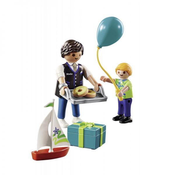 Playmobil Play & Give 2019 Νονός 70333  Αγόρι, Κορίτσι 4-5 ετών, 5-7 ετών Playmobil, Playmobil Play & Give
