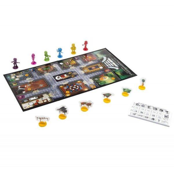 Επιτραπέζιο Cluedo Junior C1293  Αγόρι, Κορίτσι 3-4 ετών, 4-5 ετών Hasbro Gaming