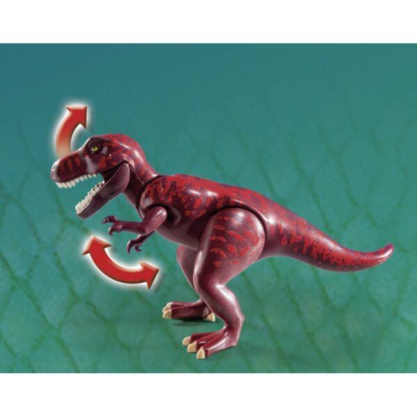 Playmobil Dinos Αρχηγείο των Εξερευνητών και Τ-Ρεξ 9429 4-5 ετών, 5-7 ετών Αγόρι Playmobil, Playmobil Dinos