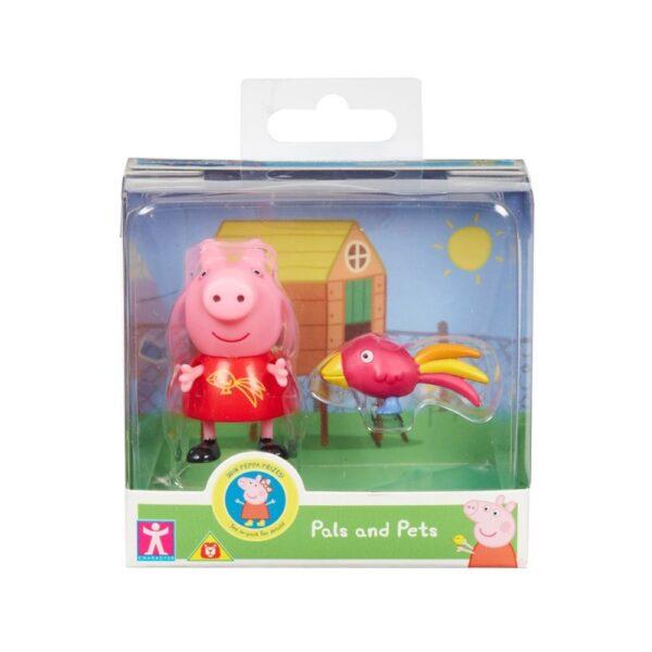 Peppa Pig  Φιλαράκια και Ζωάκια PPC44000 σχέδια Peppa Pig Αγόρι, Κορίτσι 3-4 ετών, 4-5 ετών
