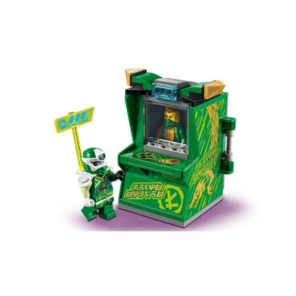 LEGO, Lego Ninjago Αγόρι, Κορίτσι 7-12 ετών LEGO Ninjago Άβαταρ Λόιντ - Παιχνιδομηχανή Arcade 71716