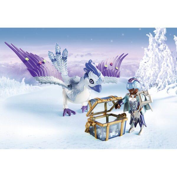 Playmobil Magic Πουλί-Φοίνικας του Χιονιού 9472  Κορίτσι 4-5 ετών, 5-7 ετών Playmobil, Playmobil Magic