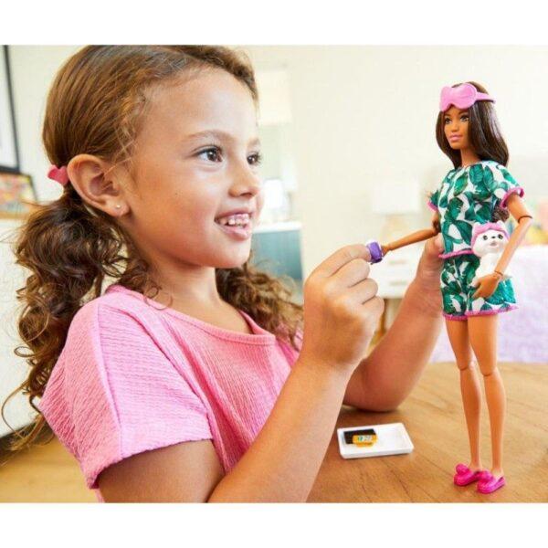 Barbie Wellness Ημέρα Ομορφιάς  GKH73 3 Σχέδια Barbie Κορίτσι 3-4 ετών, 4-5 ετών, 5-7 ετών BARBIE