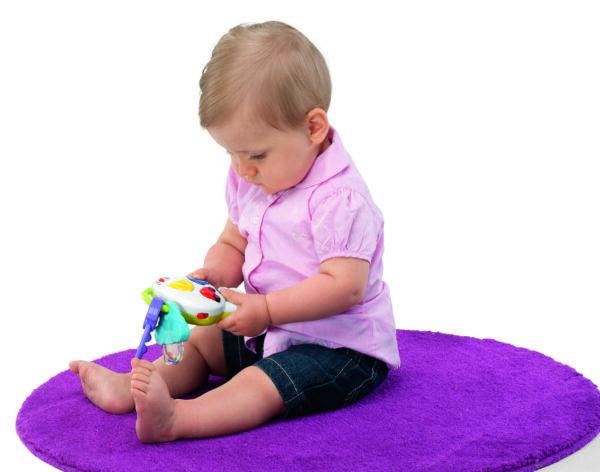 Chicco  Εκπαιδευτικό Κλειδάκι που Μιλάει 9950000080  Αγόρι, Κορίτσι 12-24 μηνών, 6-12 μηνών Chicco