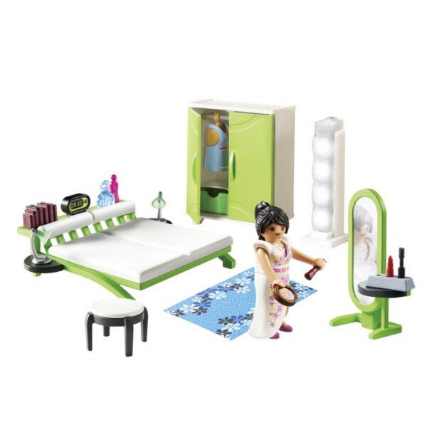 Playmobil City Life Μοντέρνο υπνοδωμάτιο 9271  Κορίτσι 4-5 ετών, 5-7 ετών Playmobil, Playmobil City Life