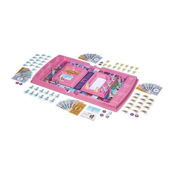 Επιτραπέζιο Monopoly Disney Princess B4644 Disney princess Αγόρι, Κορίτσι 12 ετών +, 7-12 ετών Monopoly