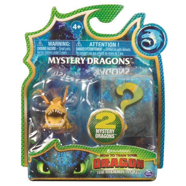 2 Δράκοι - 1 Μυστήριο 6045092 Dragon Αγόρι 4-5 ετών