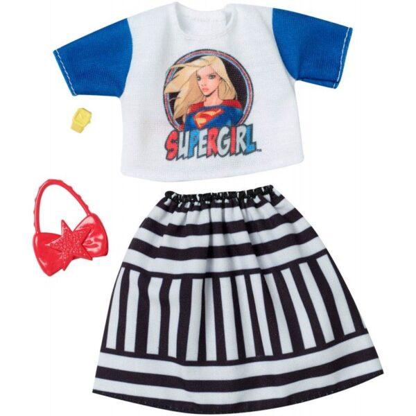 Barbie Πρωινά Σύνολα - Διάσημες Μόδες FYW81 BARBIE Κορίτσι 3-4 ετών, 4-5 ετών, 5-7 ετών Barbie