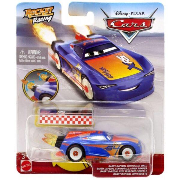 Cars Cars Αγόρι 3-4 ετών, 4-5 ετών, 5-7 ετών Disney Pixar Cars Rocket Racing Αυτοκίνητα GKB87 Σχέδια