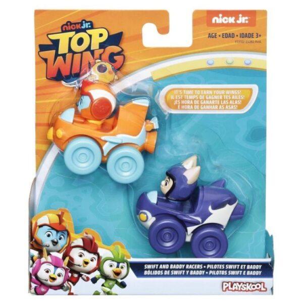 Top Wing Swift And Baddy Racers E5282 Σχέδια Top Wing Αγόρι, Κορίτσι 3-4 ετών, 4-5 ετών