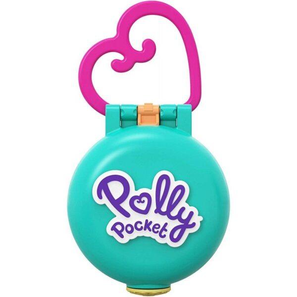 Polly Pocket Tiny Compact Μίνι Σετάκια Μπρελόκ GKJ39 3 Σχέδια Κορίτσι 4-5 ετών, 5-7 ετών Polly Pocket Polly Pocket